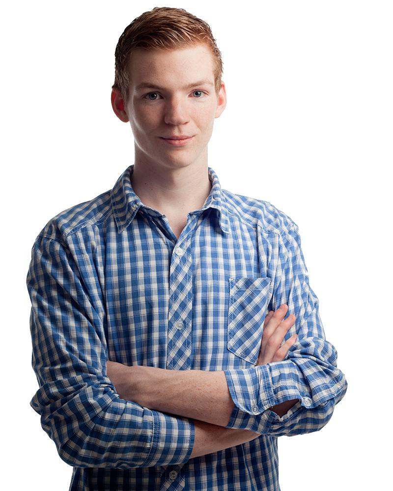 Dennis van der Velde - webheld bij Prodes - Internet Partner
