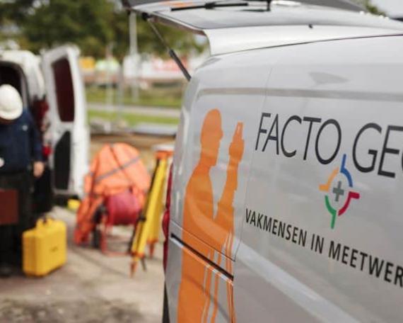Intranet voor Geo Services Beheer – Deventer