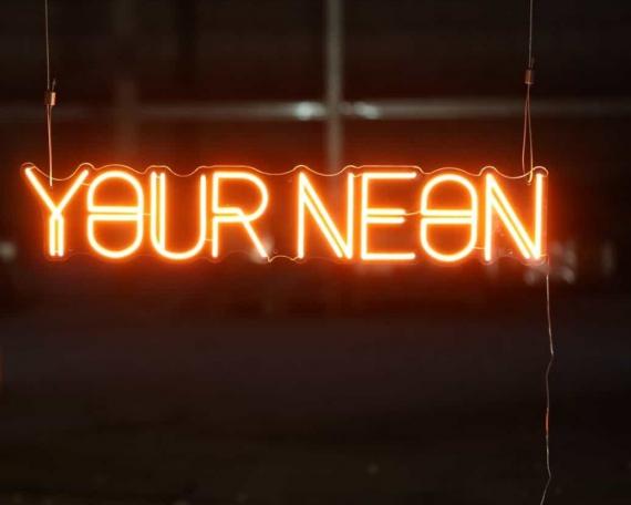 Online WordPress Website en Webshop – Your Neon