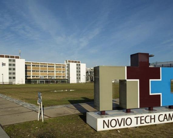 Online WordPress Website Novio Tech Campus